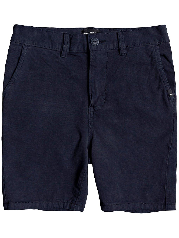 Quiksilver Krandy Chino Shorts navy blazer