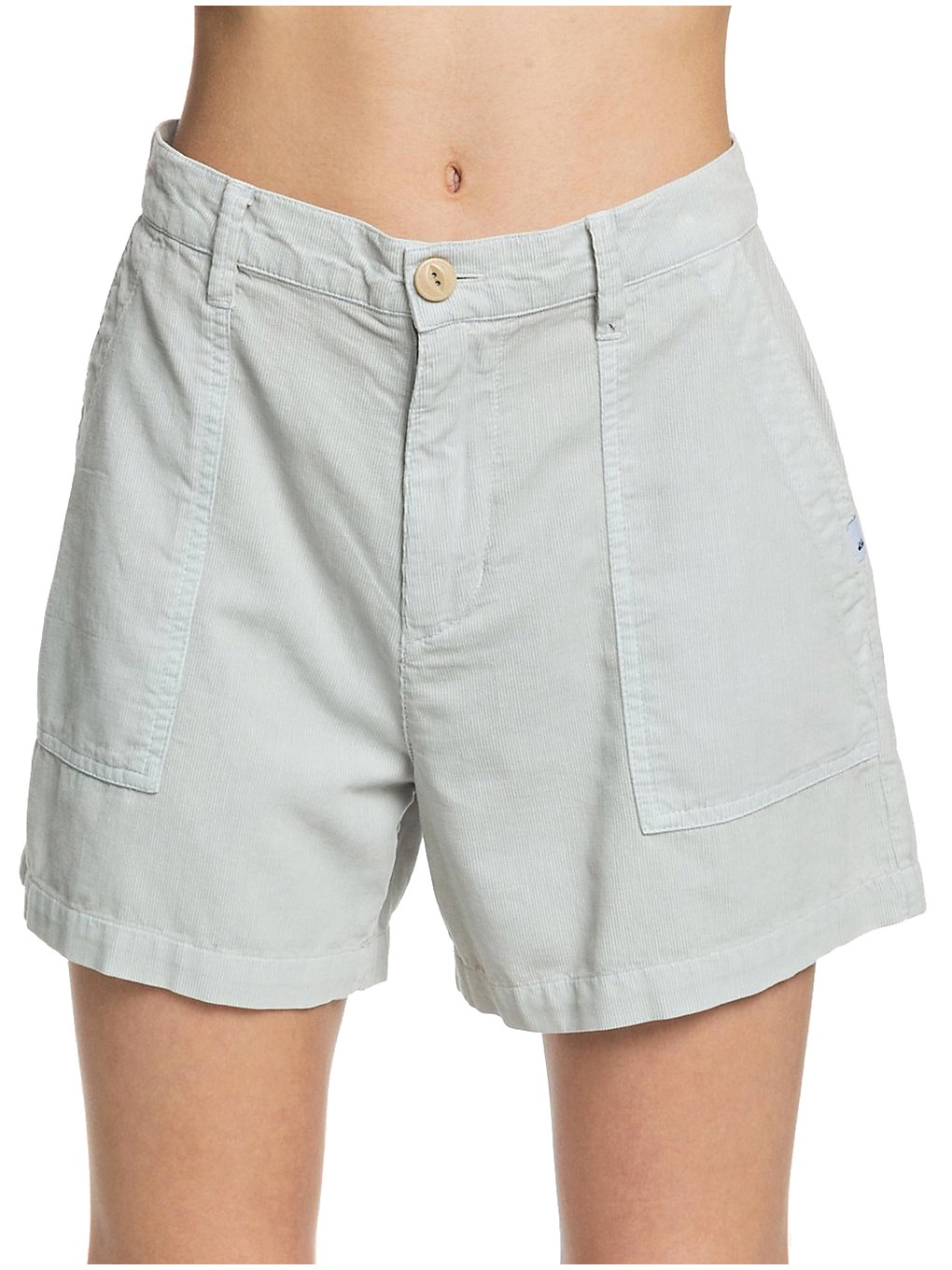 Quiksilver Bb Cord Shorts mirage gray