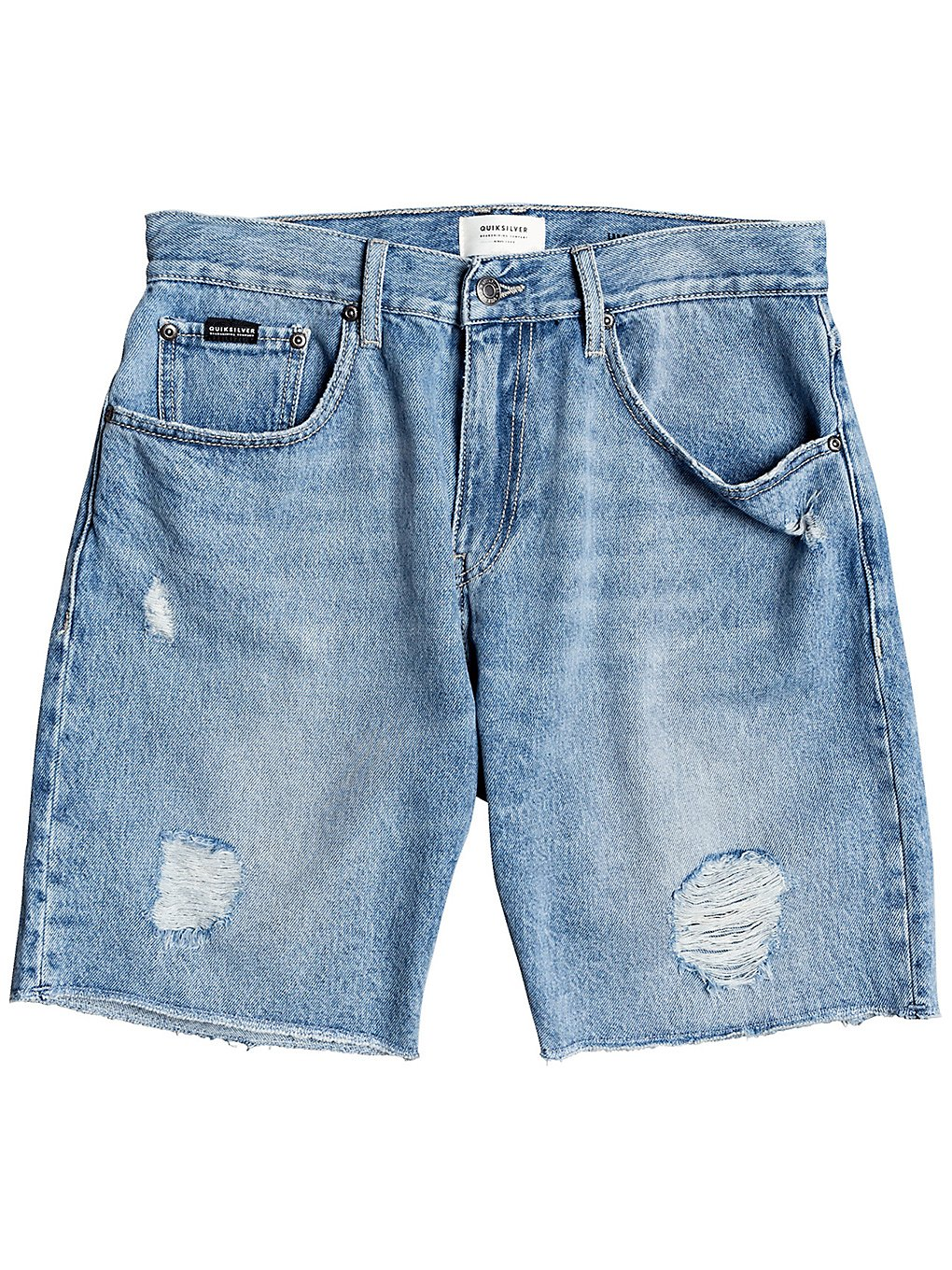 Quiksilver High Water Shorts blue rip