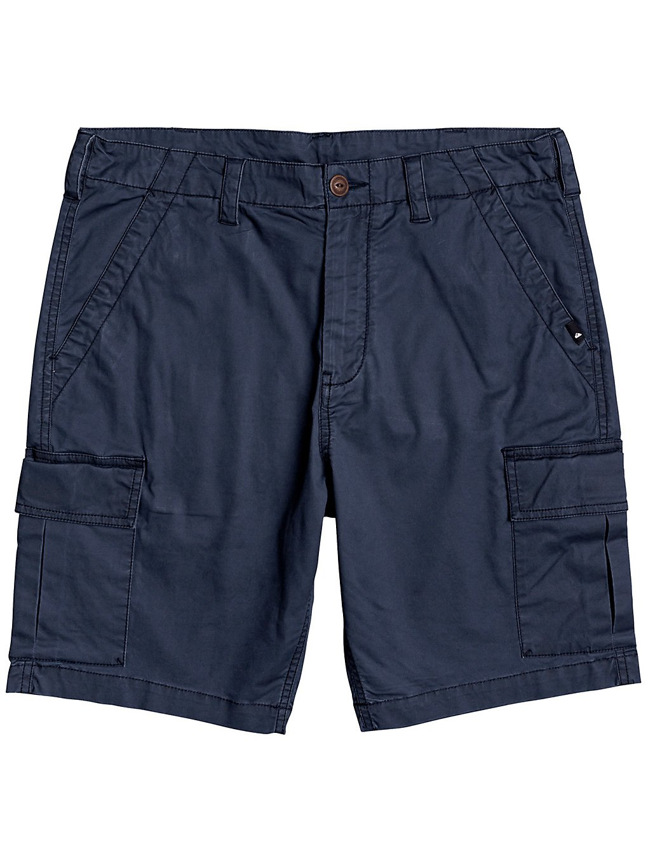 Quiksilver Sylvester Cargo Shorts blue nights