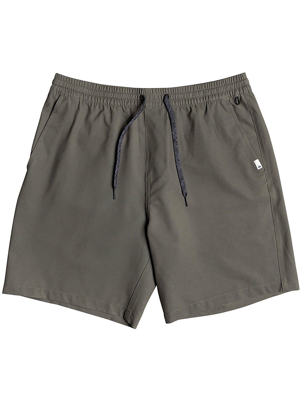 Quiksilver Union Elastic Amphibian 18 Shorts kalamata