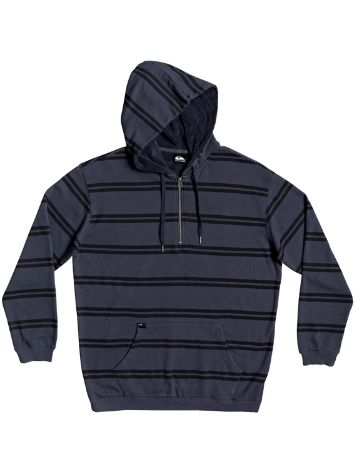 Quiksilver Acid Towel Striped HZ Fleece Pullover