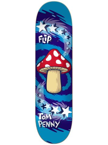 "Flip Tom Penny Shroomy 7.81"" Skateboard Deck"