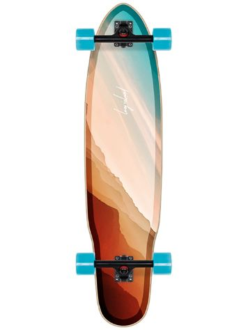 "Long Island Longboards Chasm 38.85"" Kicktails Completo"