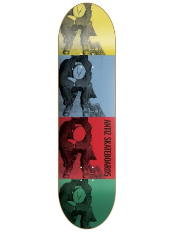 "Antiz Minor Threat 8.25"" Skateboard Deck"