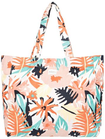 Roxy Anti Bad Vibes Printed Handtasche