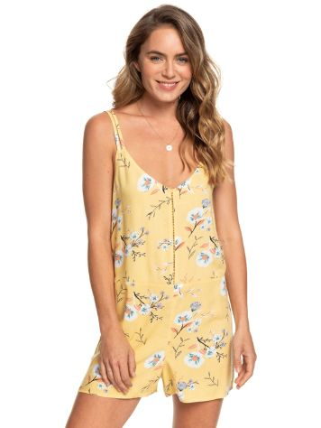 Roxy Blissing Me Printed Jumpsuit