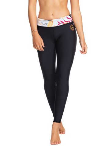 Roxy 1/1 Pop Surf Capri B-Lck Leggings da Surf