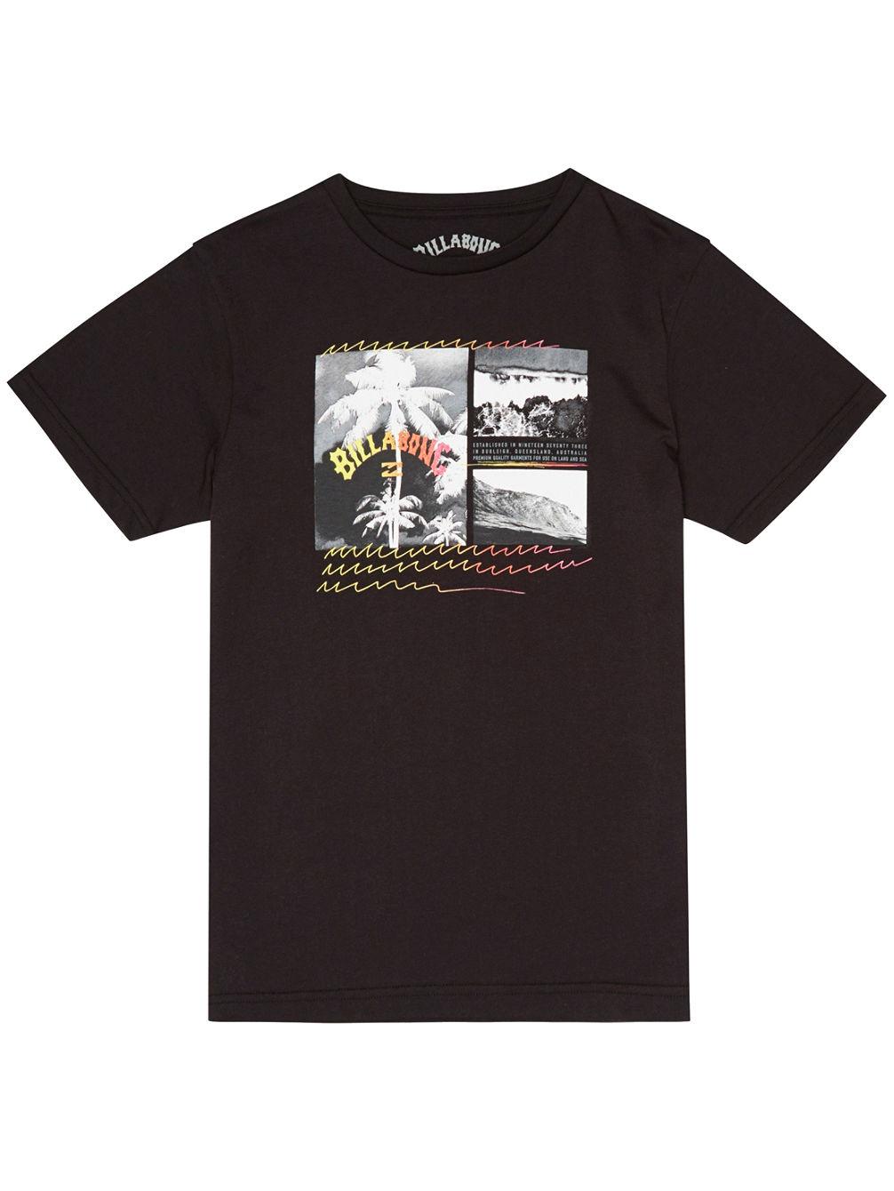 Achat Billabong Crash T-shirt En Ligne