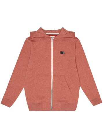 Billabong All Day Felpe con Zip e Cappuccio