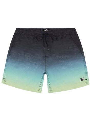 Billabong All Day Faded Layback Boardshorts