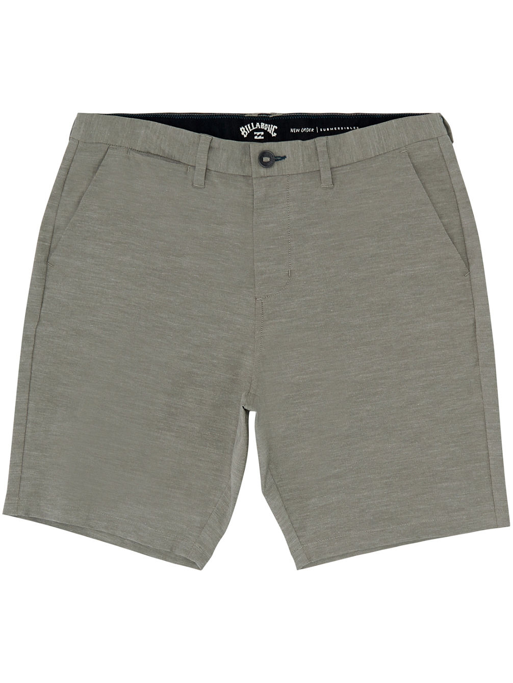 New Order Slub Shorts