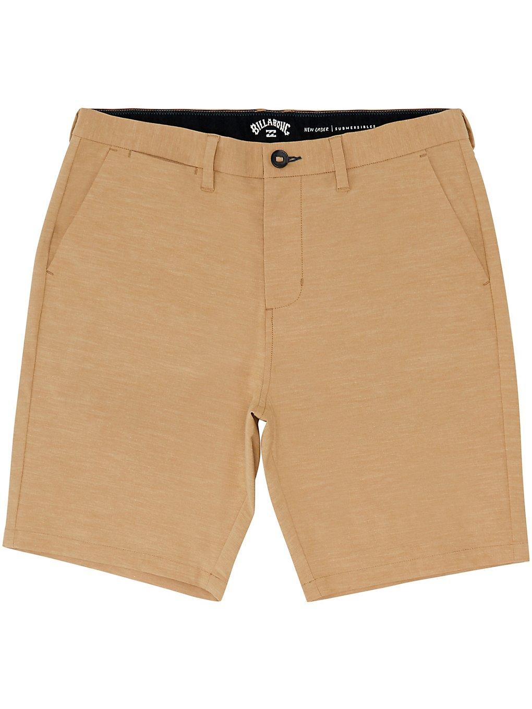 Billabong New Order Slub Shorts mustard