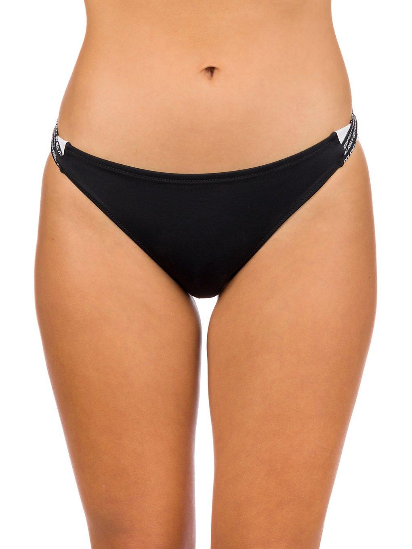 Roxy Fitness PT Reg Bikini Bottom true black world wide