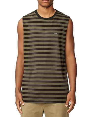 Globe Moonshine Stripe Tank Top