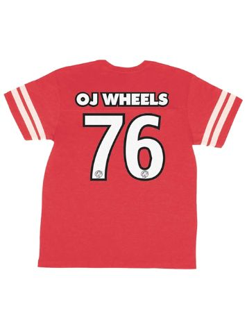 OJ Wheels 76 Jersey T-Shirt