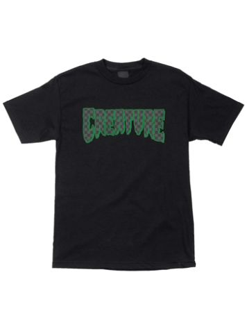 Creature Logo Check T-Shirt