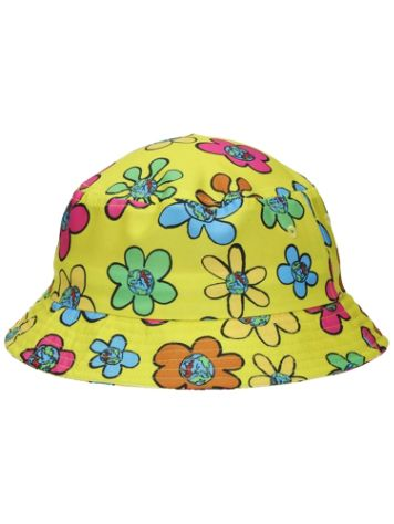 Teenage Floral Bucket Hatt