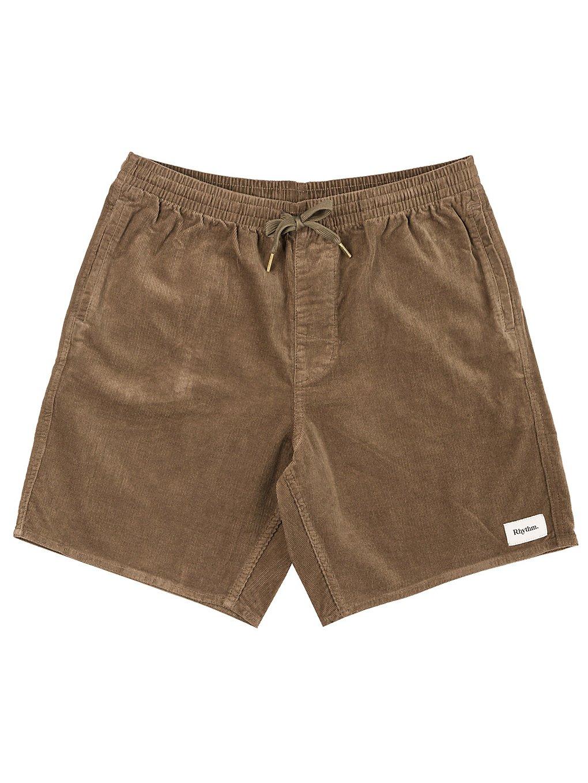 Rhythm Corduroy Jam  Shorts olive