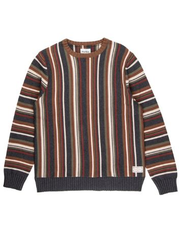Rhythm Vacation Stripe Knit Sweater
