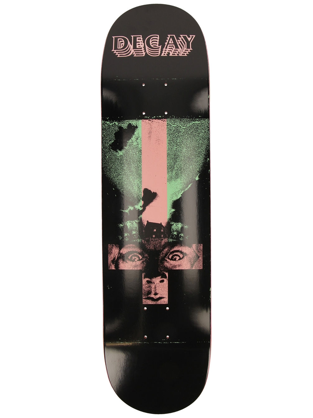 "Evils Eyes 8.125"" Skateboard Deck"