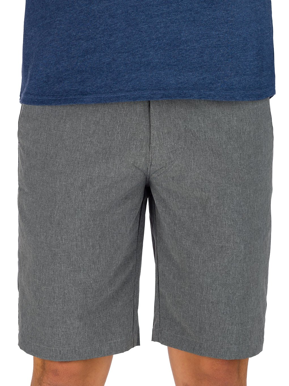 Oakley Take Pro 2.0 Shorts dark grey heather