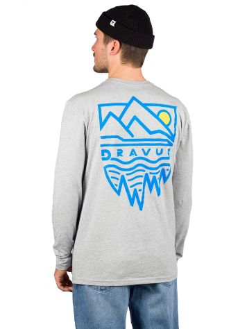 Dravus Mountains Longsleeve T-Shirt