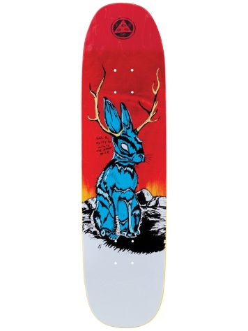 "Welcome Jackalope On 8.25"" Skateboard Deck"