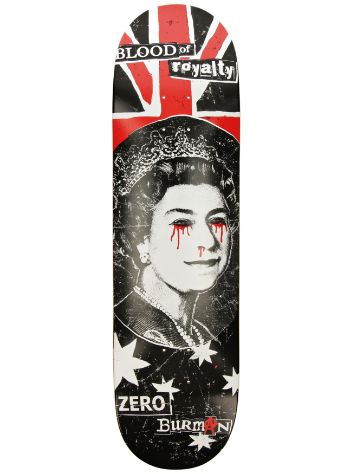 "Zero Dane Burman 8.5"" Skateboard Deck"