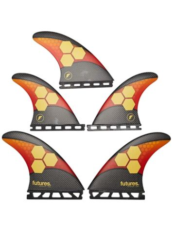 Futures Fins Thruster AM3 Honeycomb Fin Set