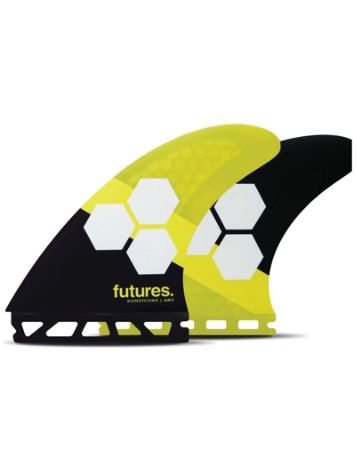 Futures Fins Thruster AM2 Al Merrick Honeycomb Finne Set