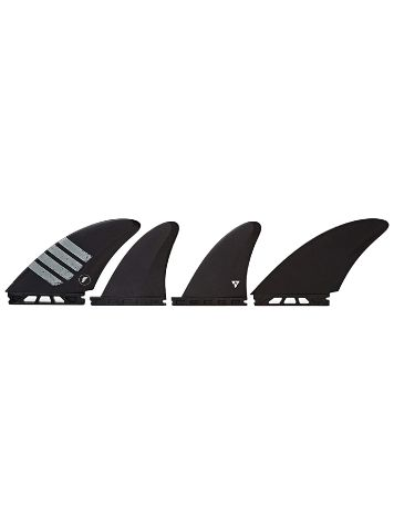 Futures Fins Quad Controller Alpha Fin Set