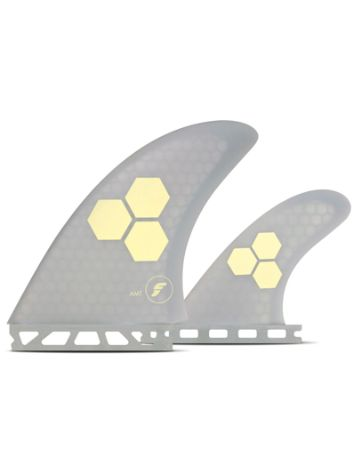 Futures Fins Twin Channel Islands AMT Honeycmb Set Quillas