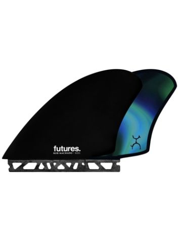 Futures Fins Twin Machado Keel Honeycomb Fin Set