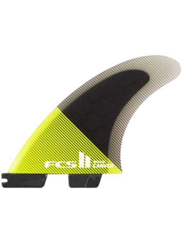FCS II Carver PC Medium Tri Retail Fin Set