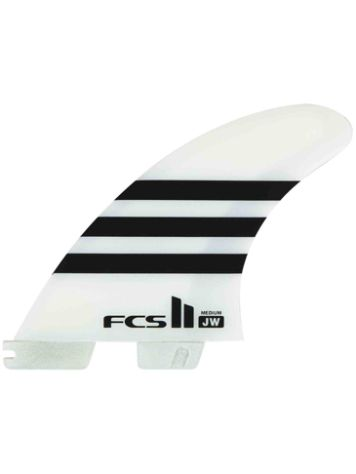FCS II JW PC Large Tri Retail Fin Set