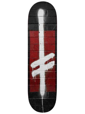 "Deathwish Power Logo 8.75"" Skateboard Deck"