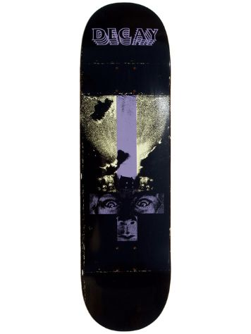"Decay Evil Eyes 8.5"" Skateboard Deck"