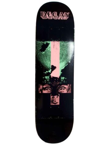 "Decay Evil Eyes 8.75"" Skateboard Deck"