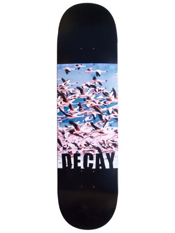 "Decay Swarm 8.125"" Skateboard Deck"