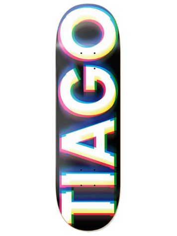 "Primitive Tiago Lemos Offset 8.0"" Skateboard Deck"