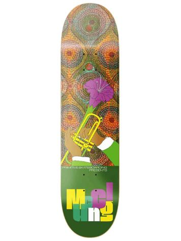 "Primitive T McClung Messenger 8.38"" Skateboard Deck"