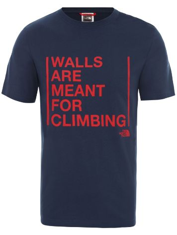 THE NORTH FACE Walls Climb T-Shirt