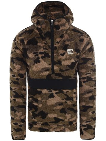 THE NORTH FACE Campshire Fleece Pulover s kapuco