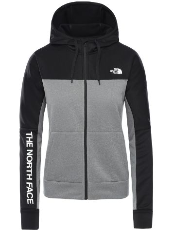 THE NORTH FACE Train N Logo Zip Hoodie