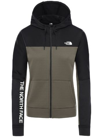 THE NORTH FACE Train N Logo Giacca con Cappuccio