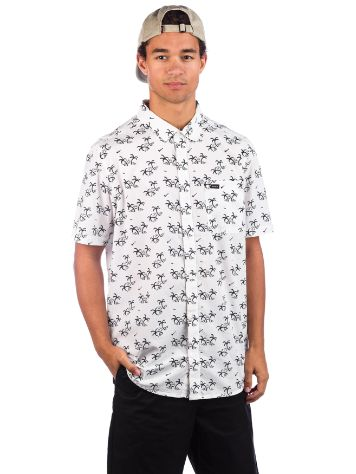 RVCA Easy Palms Hemd
