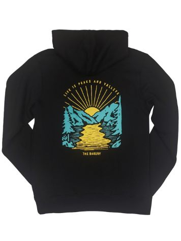 The Bakery Peaks And Valleys Hoodie