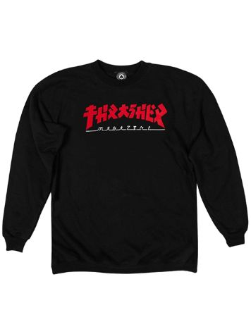 Thrasher Godzilla Crewneck Sweater