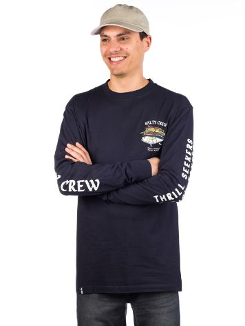 Salty Crew Voyager Long Sleeve T-Shirt